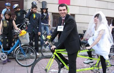 Un pequeno paso para a Bici, un gran paso para a Cidade